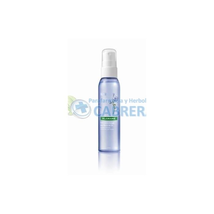 Klorane Tratamiento Fibra de Lino 125 ml