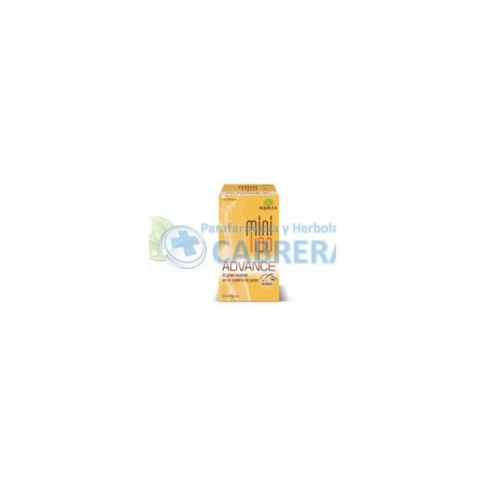 Aquilea Minilipo Advance (Mango Africano) 60 cápsulas