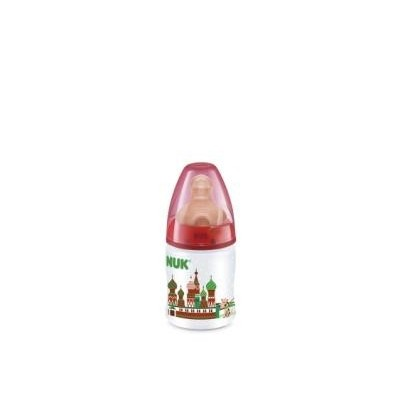 Nuk Travel Biberón Tetina 1M Látex 150 ml