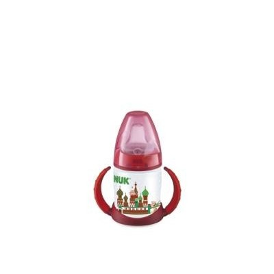 Nuk Travel Biberón Entrena Silicona 150 ml