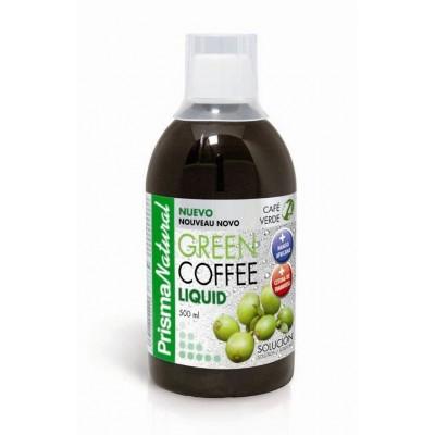 Café Verde Líquido 500 ml