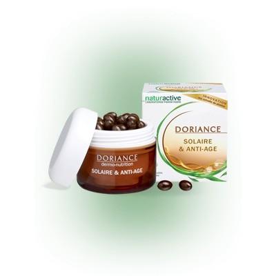 Doriance Solar Antiedad Pack 2x60 cápsulas