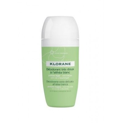 Klorane Desodorante Altea Blanca Roll-on