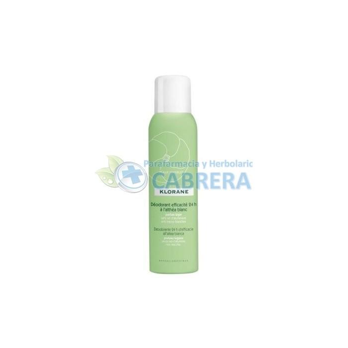 Klorane Desodorante Altea Blanca Spray