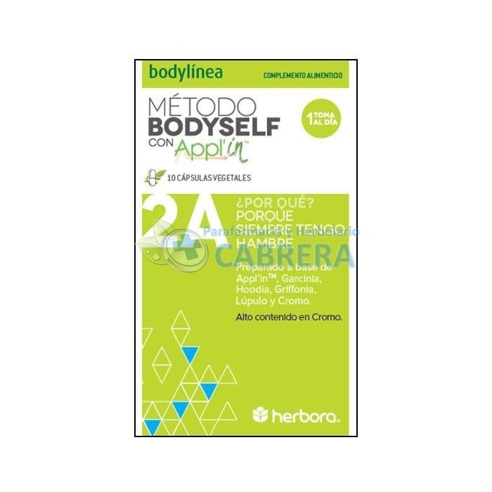 Herbora Método Bodyself Fase Media 02-2A