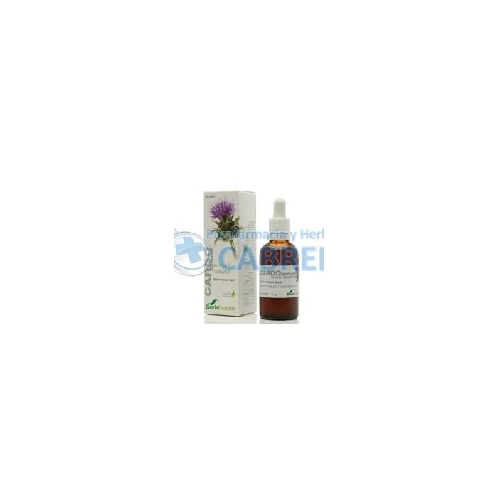 Soria Natural Extracto de Cardo Mariano 50 ml