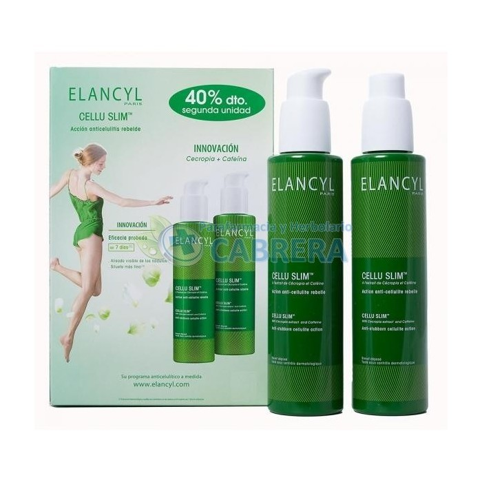 Elancyl Cellu Slim pack 2x200 ml