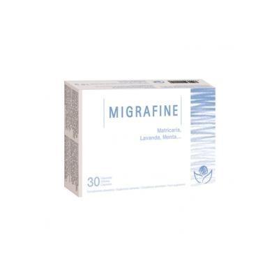 Bioserum Migrafine 30 cápsulas