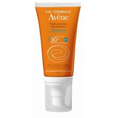Avène Cleanance Solar SPF30 Matificante 50 ml