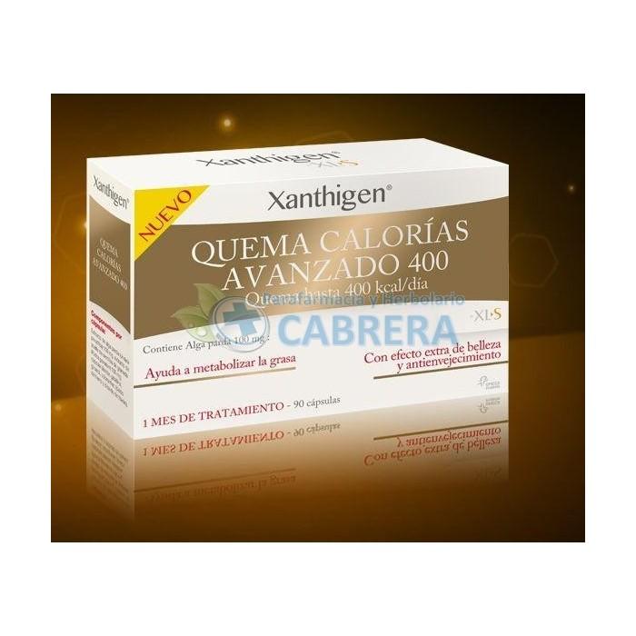 Xanthigen Quema Calorías 90 cápsulas