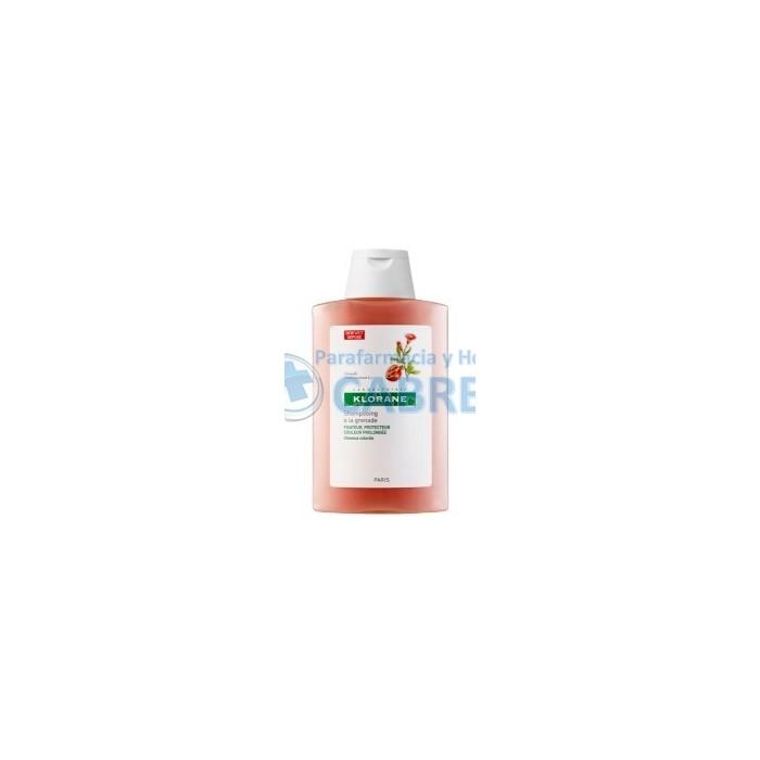 Klorane Champú Granada 400 ml
