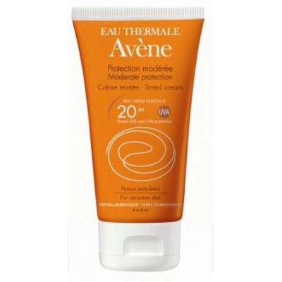 Avène Crema Solar SPF20 Coloreada 50 ml