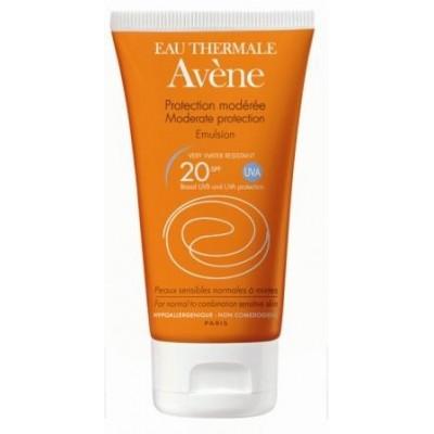 Avène Gel Crema Solar SPF20 50 ml