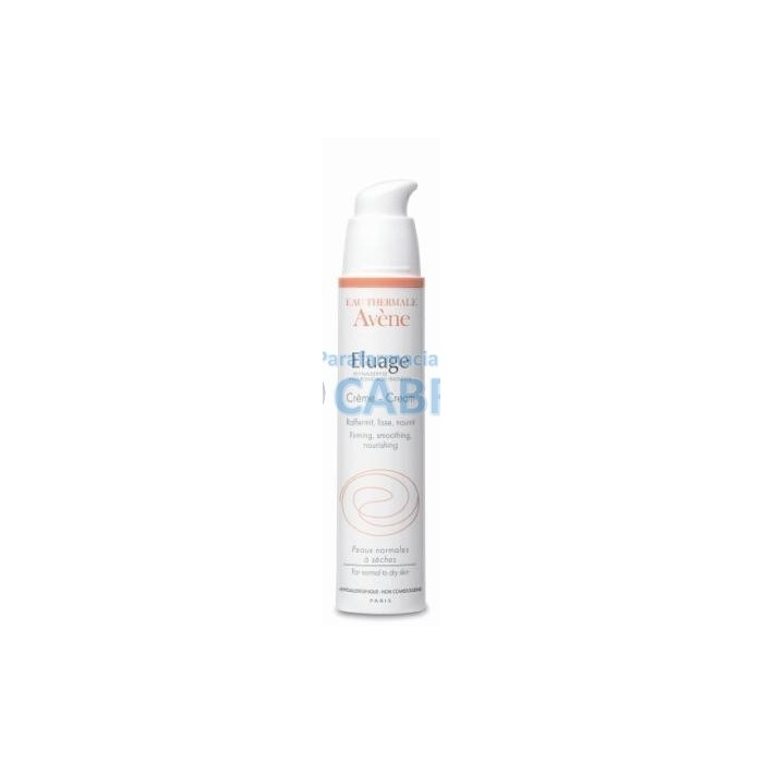 Avène Eluage Crema Reestructurante Antiarrugas 30 ml