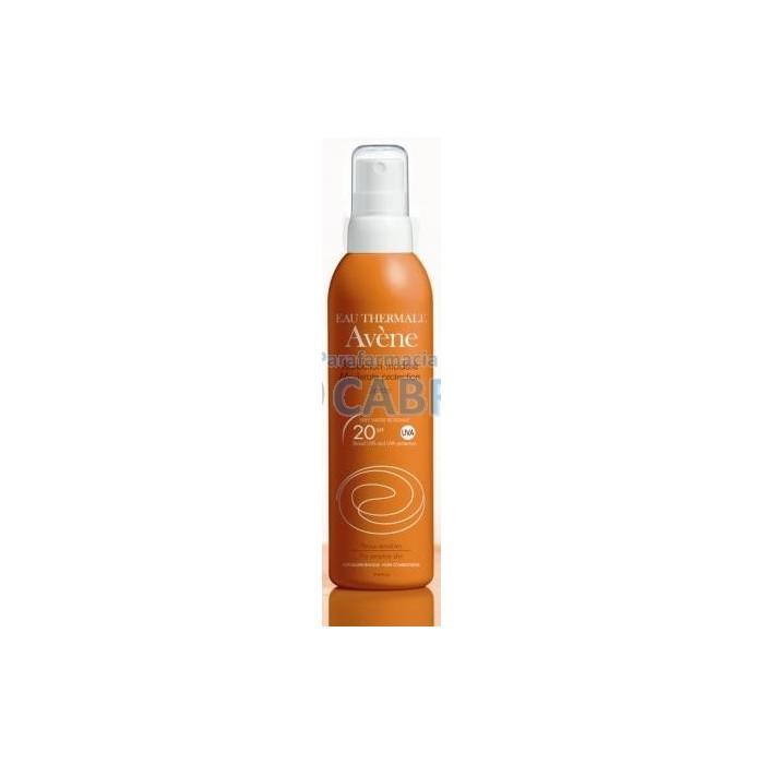 Avène Spray Solar SPF20 200 ml